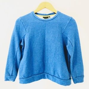 KATE SPADE Saturday | Sky Blue Crop Sweater